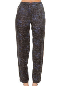 WOLF BLUE GALAXY BOTTOMS