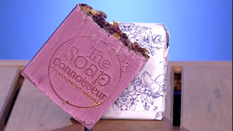 Luxurious Rose & Geranium Soap