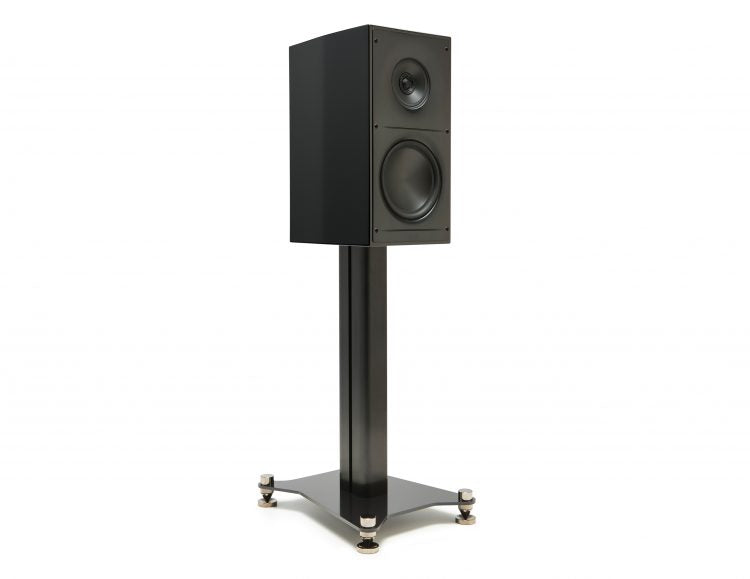 Adante AS-61GB Bookshelf Speakers in Gloss Black