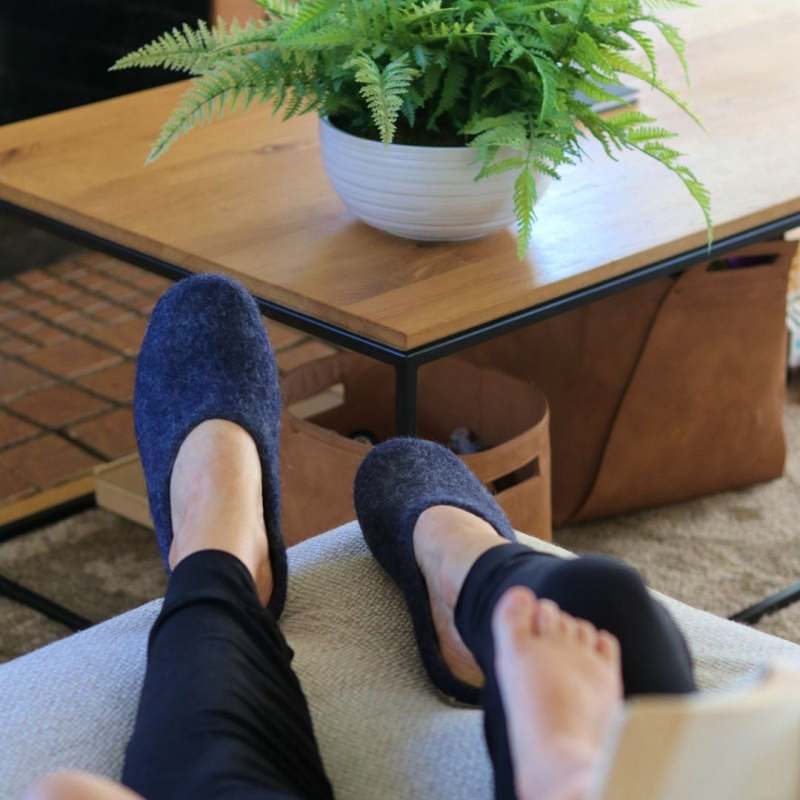 Indigo Astoria Slipper