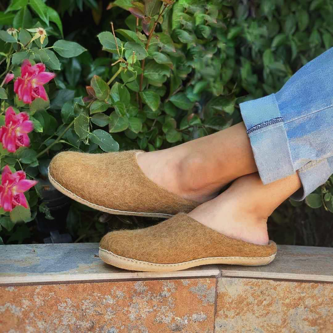 Toffee Astoria Slipper
