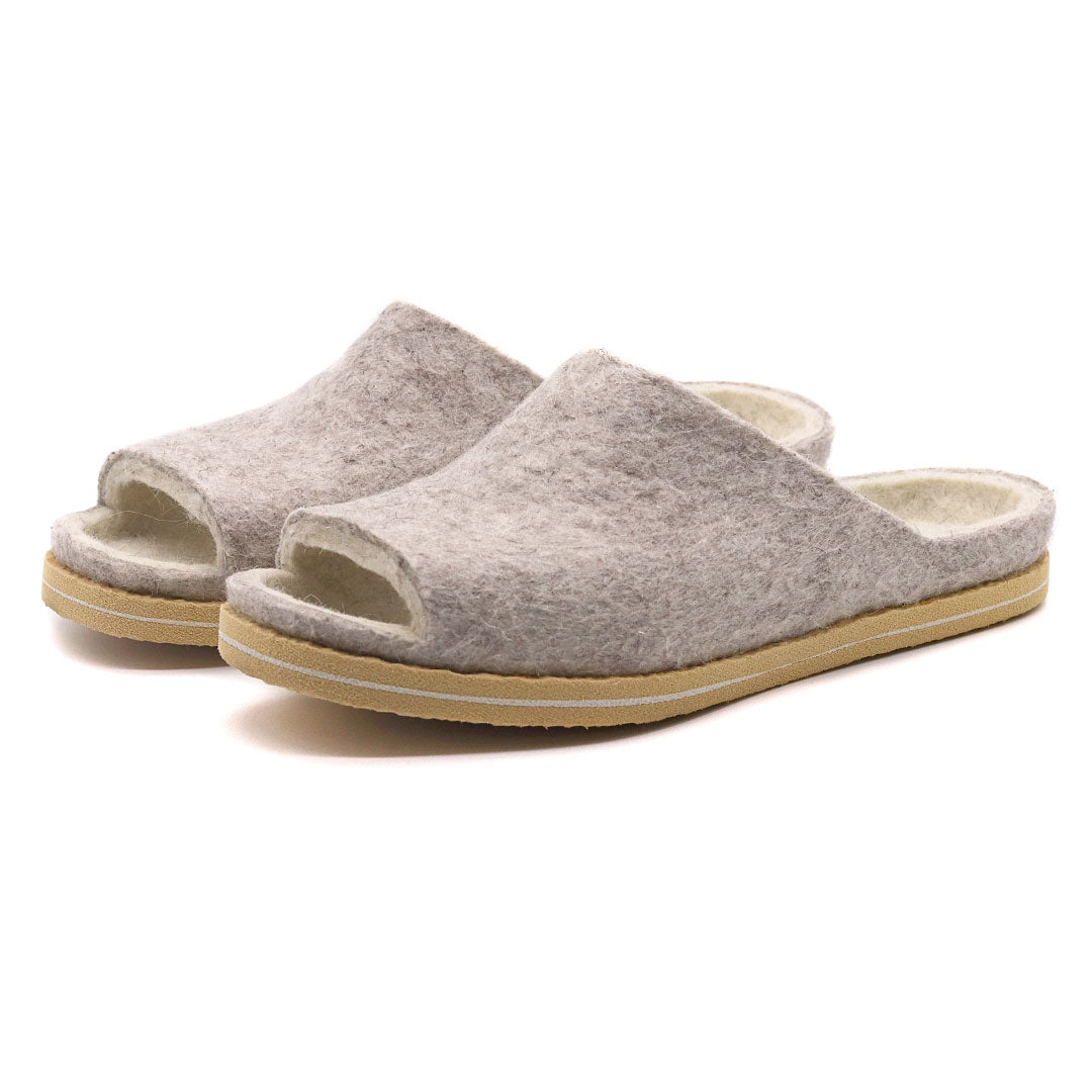 Women's 'Aurora' Wool Slide Slipper