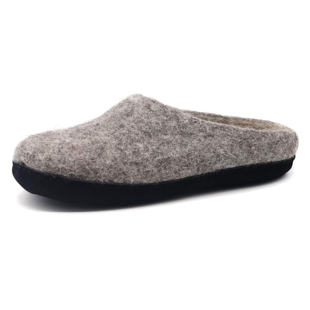 Women's Astoria Noir Wool House Slippers