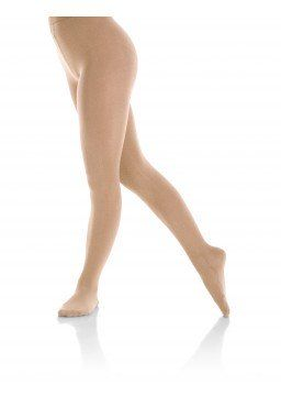 Mondor Footed Natural Satiny tight Style: 03371