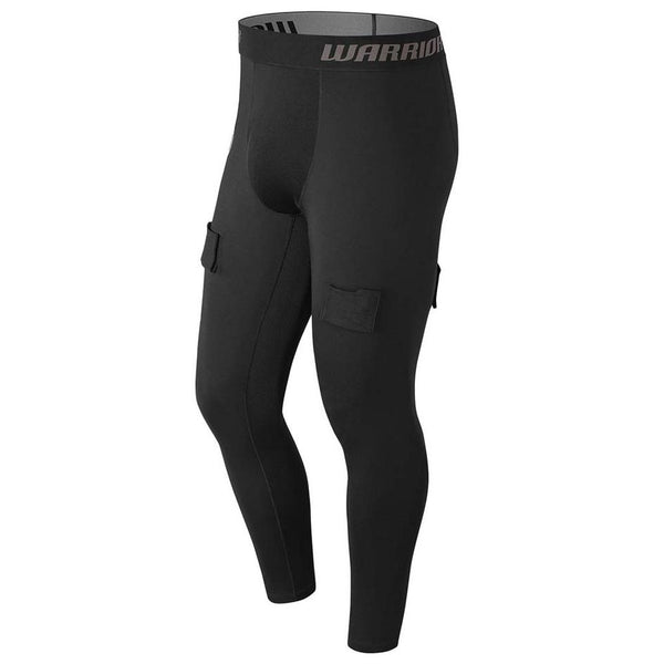 Warrior Compression Pants W/Cup Junior