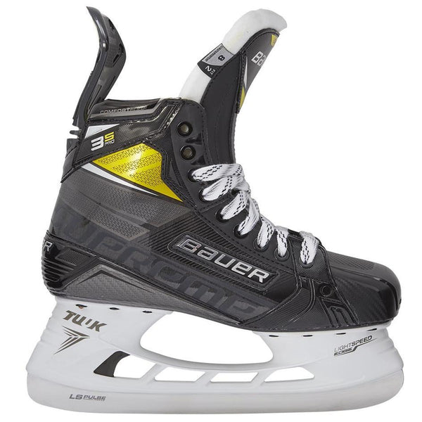 Bauer Supreme 3S Pro Junior Ice hockey skates.