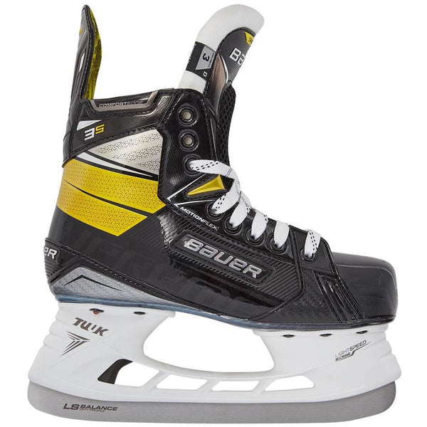 Bauer Supreme 3S Intermediate Ice hockey skates.