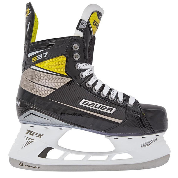 Bauer Supreme S37 Senior Ice hockey skates.