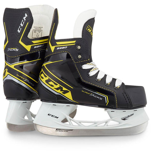 CCM Supertack 9380 Youth Ice Hockey Skates