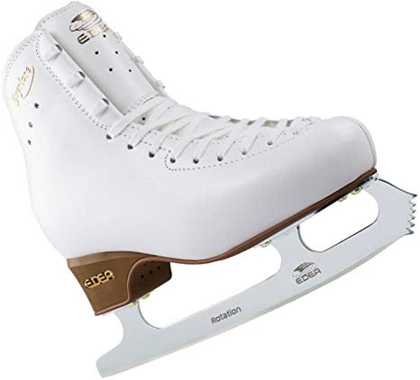EDEA Overture Figure Ice Skates fitted with Rotation Blade