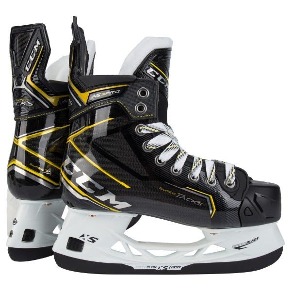 CCM Supertack AS3 Pro Junior Ice Hockey Skates
