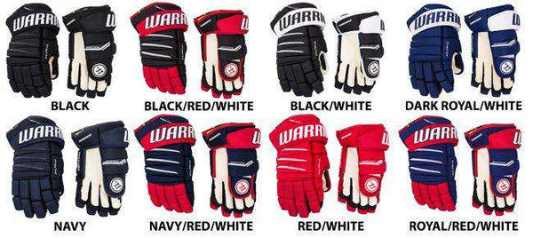 Warrior Alpha QX PRO Gloves