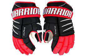 Warrior Alpha QX Gloves