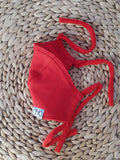 F-Mask Reversible Rojo/Rojo