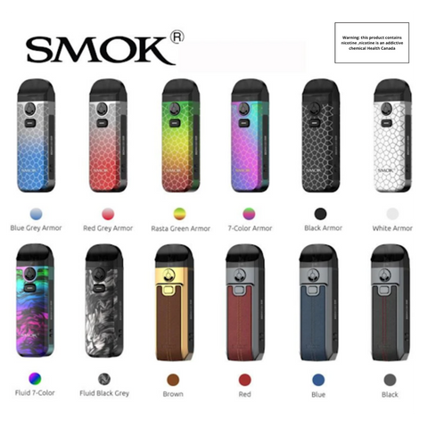 SMOK NORD 4 Colours/Design