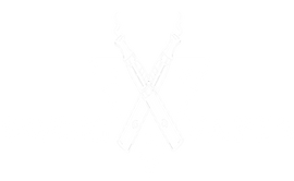 Savory Vapes Logo, two vaporizers crossing each other in a V shape
