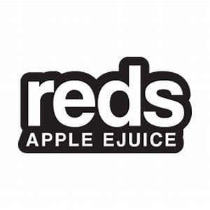 7 daze E-Liquid Reds Apple E liquids 30ml