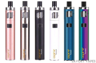 ASPIRE Vape Kit ASPIRE - PockeX AIO Kit