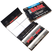 Big Bark Dry Herb Rice Paper Big Bark Rolling Papers and Tips