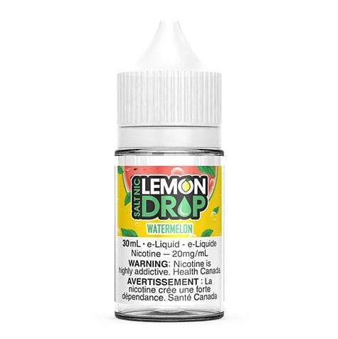 Lemon Drop Salts Watermelon / 12mg Lemon Drop Salts Nic Juices