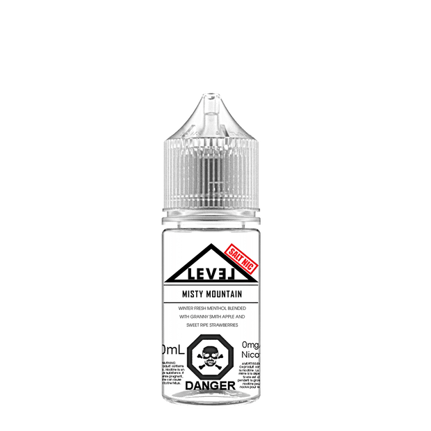 Level Up Salts Level Up Salts Misty Mountain 30ml