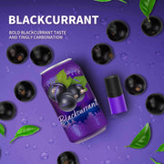 MOTI Pre Filled Pods Blackcurrant / 20mg MOTI Vape Prefilled Juice Pods - 3/pk