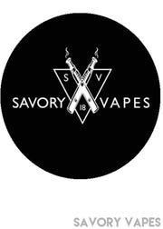 Savory Vapes Accessories Black/White Phone Grip - Pop Socket