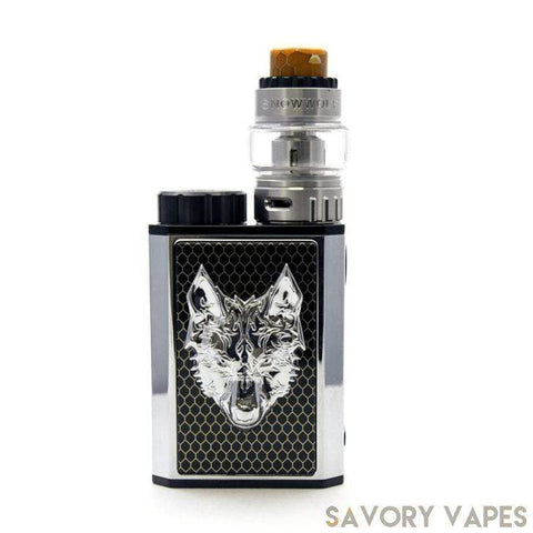 SIGELEI Vape Kit Black / Silver SIGELEI - SnowWolf Mini 100w TC Kit