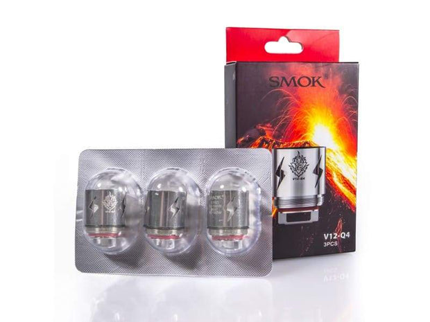 SMOK Coils Q4 - 0.15 Ω SMOK - TFV12 Replacement Coils (3 pack)