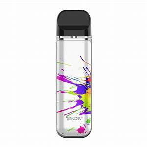 SMOK Pods Kits Rainbow white spray SMOK - Novo 2 Open Pod Starter Kit