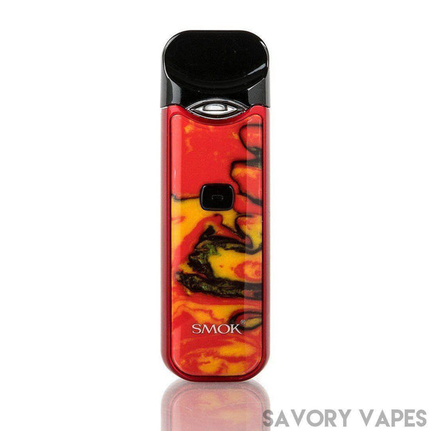 SMOK Pods Kits Red Yellow Resin SMOK NORD Pod Kit - New Resin Colors & Original colors