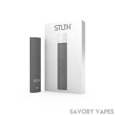 STLTH Pre Filled pod kit Grey STLTH Device