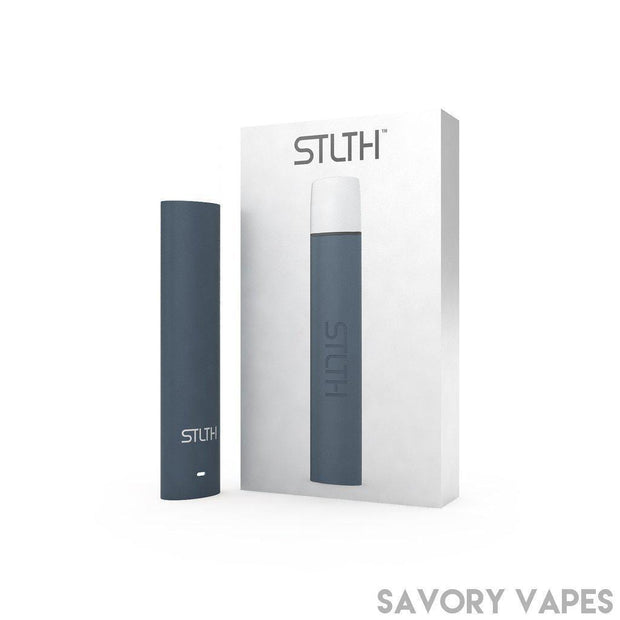 STLTH Pre Filled pod kit Navy Blue STLTH Device