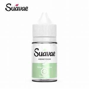 Suavae Salts Honeydew / 12mg SUAVAE Salt Nic Juices 30ml