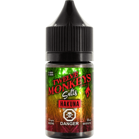 TWELVE MONKEYS Salts Twelve Monkeys Salts | Hakuna 30ml