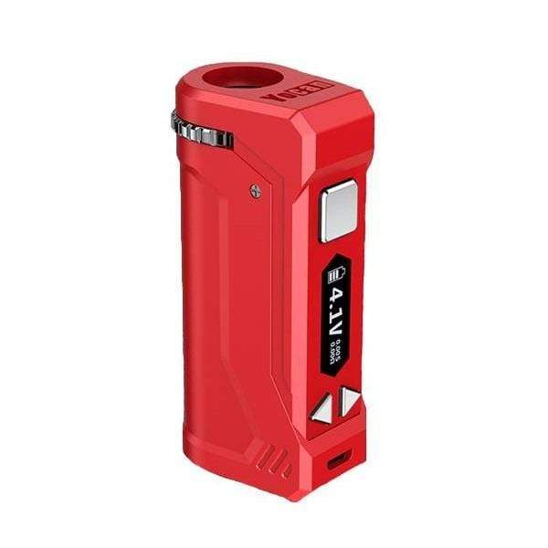 YOCAN Herb & Wax Vaporizers Red Yocan UNI Pro Box Mod - Oil and Concentrates . 650mAh