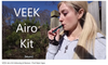 VEIIK Airo Kit Unboxing & Review / Pod Style Vape