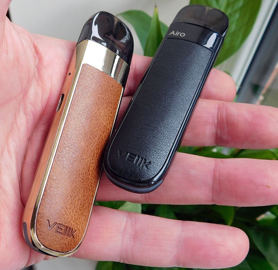 Veiik Airo Pod Kit Review – Executive Looks But Does It Vape Like A Boss ?