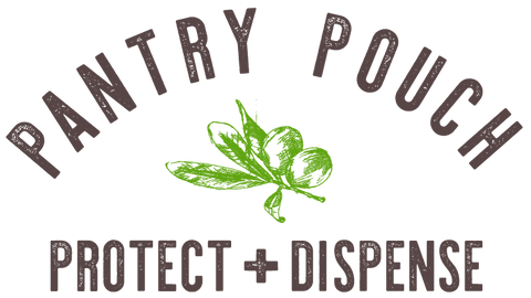 Pantry Pouch : Protect & Dispense