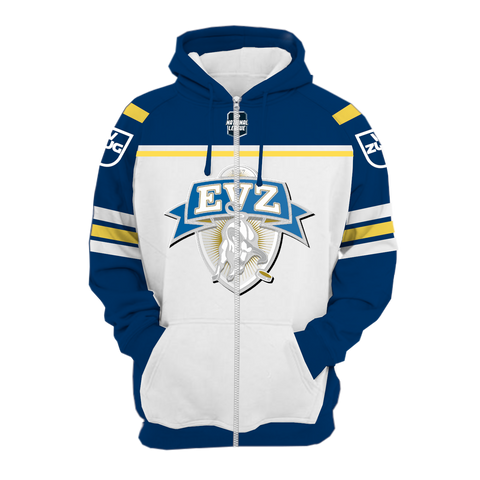 EVZUG LIMITED EDITION 3D PRINTING HOODIES 01W