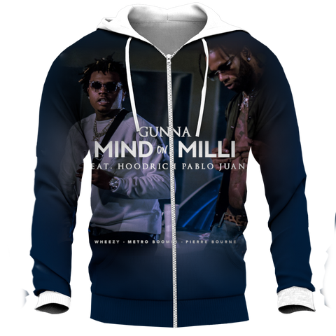 LIMITED EDITION 3D PRINTING HOODIES