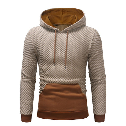 Fashion Autumn Mens Pullover Hoodie