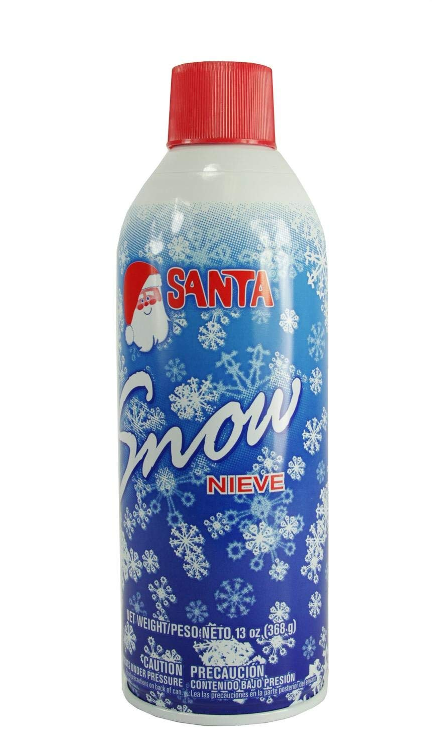 Create your own winter wonderland with this Snow Spray.