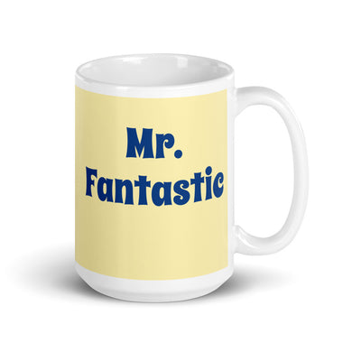 Mr. Fantastic Mug