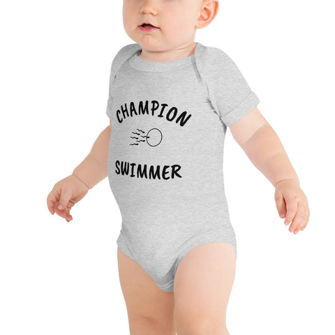 Champion Swimmer Onesie