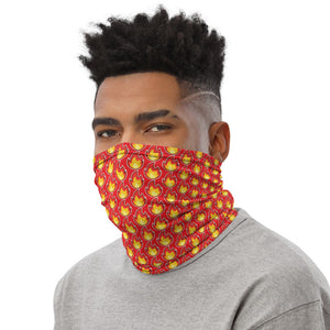 Flame Neck Gaiter/Face Covering