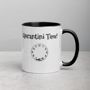 Quarantini Time! Mug