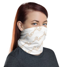 Load image into Gallery viewer, Champagne Bottle Neck Gaiter/Face Covering