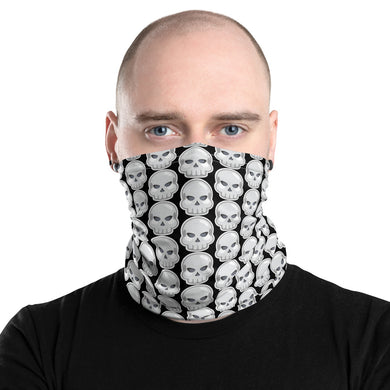 Skulls Neck Gaiter/Face Covering