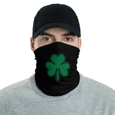 Shamrock Neck Gaiter/Face Covering